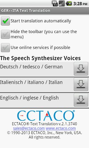 玩教育App|Eng-Ita-Ger Offline Translator免費|APP試玩