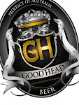 Logo for Good Head Beer Company