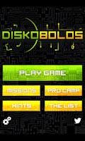 Screenshot of Diskobolos