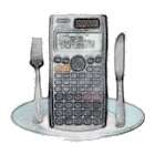 聚餐计算器 (付费版) icon