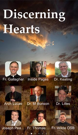 Discerning Hearts- screenshot