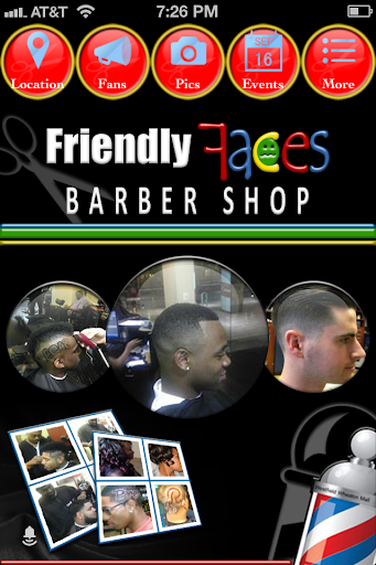 Friendly Faces Barbershop