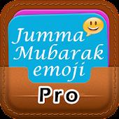 Jumma Mubarak Emojis - PRO