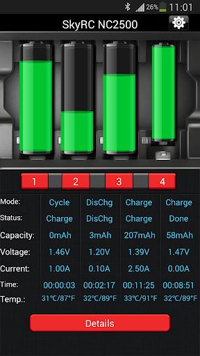 【免費工具App】SkyRC Smart Charger-APP點子