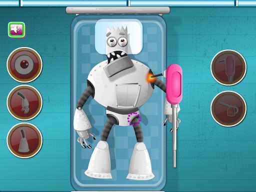 無料休闲Appのロボモンスターの女の子のゲーム|記事Game