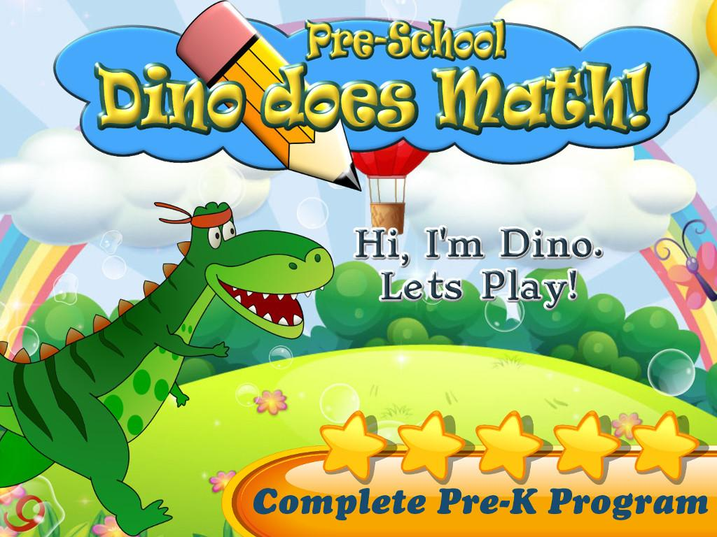 dino preschool learning games android apps on google play