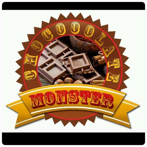 Chocooolate Monster LOGO-APP點子