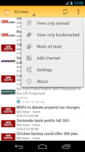 Easy RSS Reader - screenshot thumbnail