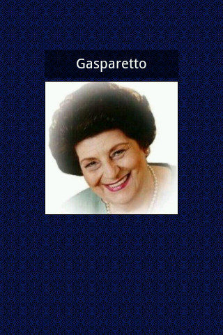 Zíbia Gasparetto - screenshot