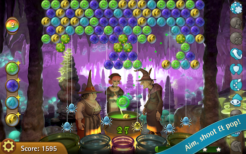 Bubble Witch Saga Screenshot 16