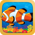 Ocean Life Dot To Dot for Kids icon