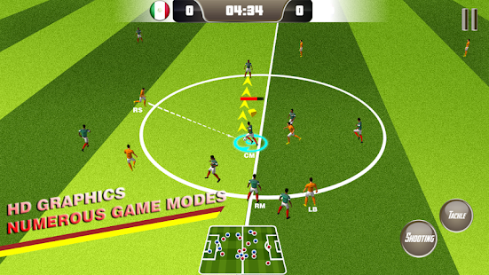 Soccer Striker 17- screenshot thumbnail