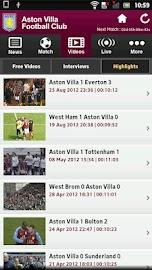 Aston Villa Screenshot 5