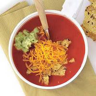 South-of-the-Border Tomato Soup.