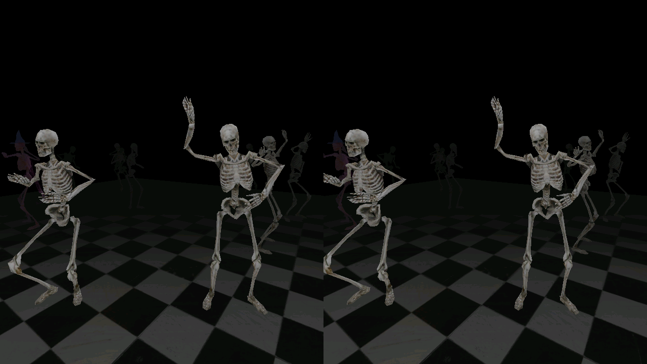 VR Dance Club- screenshot
