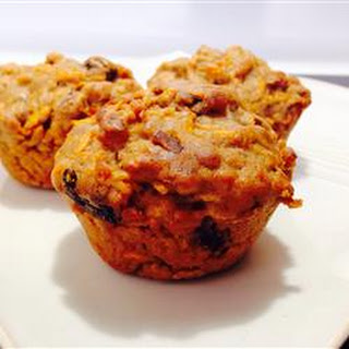 Sweet-Potato Muffins.
