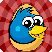 Angry Egg Bird vs Fox for Lollipop - Android 5.0