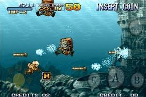 Screenshot of METAL SLUG 3