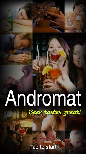 Andromat - Wirtualny Alkomat.