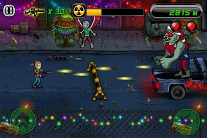 Zombie City2 -Xmas Screenshot 2
