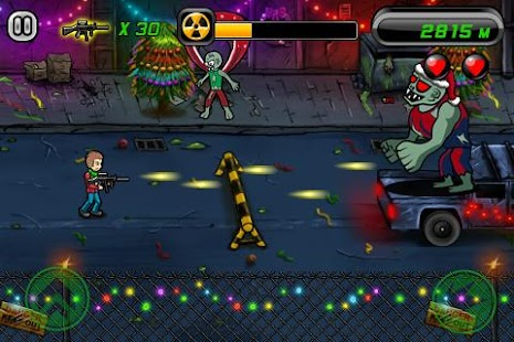 Zombie City2 -Xmas - screenshot thumbnail