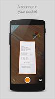 Screenshot of Genius Scan - PDF Scanner