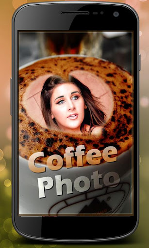 Coffee Mug Photo Frame Collage