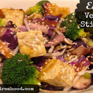 Easy Vegan Stir Fry Recipe