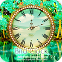 Little bird ☆ ClockWidget logo