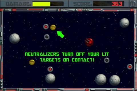 Space Carom - screenshot