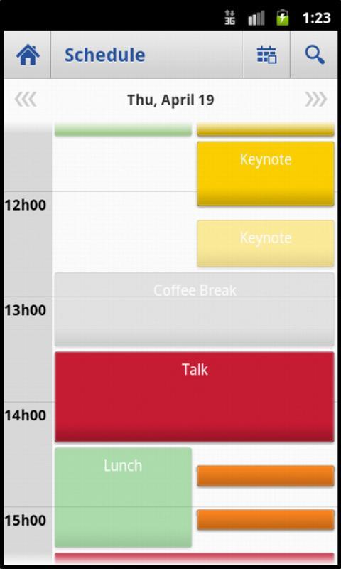 Devoxx France– Capture d'écran