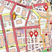 Tokyo Amenities Map (free)