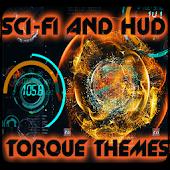 Sci Fi & HUD TORQUE OBD 2