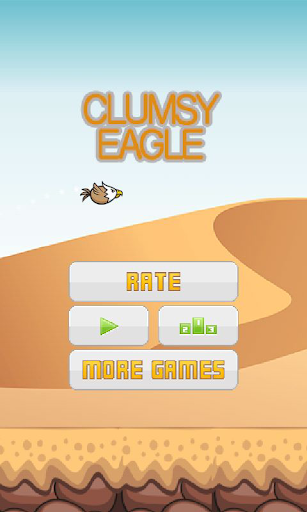 Clumsy Eagle