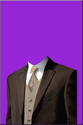 Man Fashion Suit