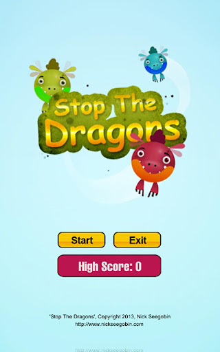Stop The Dragons