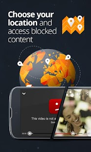 Avast SecureLine VPN- screenshot thumbnail