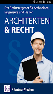 Ratgeber Architekten & Recht- screenshot thumbnail