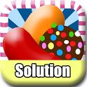 Candy Crush Saga Solution icon
