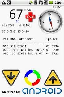 Alert Pro BT Control Center- screenshot thumbnail