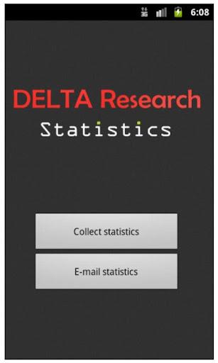 DELTA Statistics