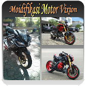 100 Modifikasi Motor KEREN