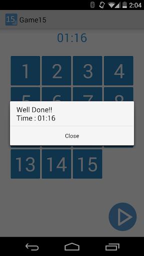 玩免費解謎APP 下載Game15 app不用錢 硬是要APP