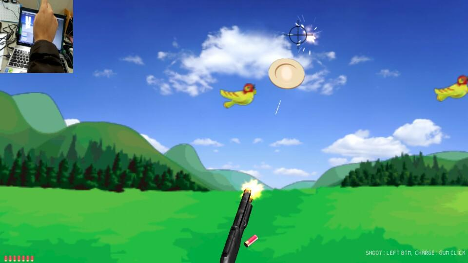 G-Shooting Gesture- screenshot