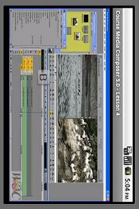 Course Media Composer 5 - Demo screenshot 4