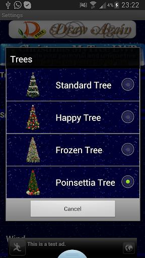 Christmas Tree Live Wallpaper screenshot 5