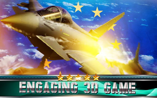 Jet Ace 3D : Top Gun Sniper