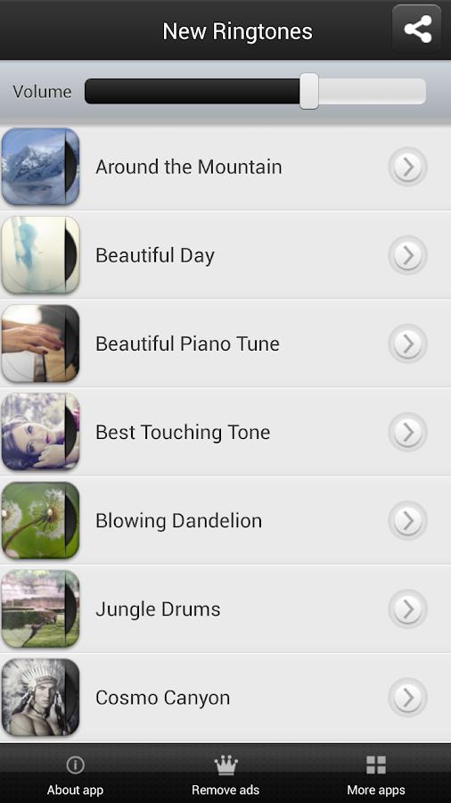Musik ringsignaler gratis