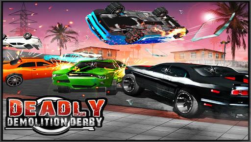Deadly Demolition Derby