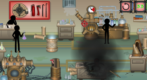 Stickman Mad Alchemists